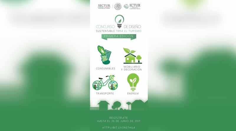 Lanza SECTUR primer concurso de diseño sustentable para el turismo