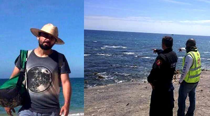 Entrega PGJE cuerpo de joven bañista desaparecido en Cabo Pulmo