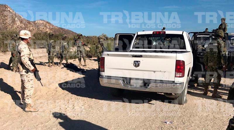 Reportan detención de tres personas con armas, tras balaceras de ayer  en SJC