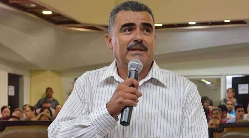 El Diputado Francisco Javier Arce Arce solicita a la Comisión Nacional de Pesca poner orden en el sector