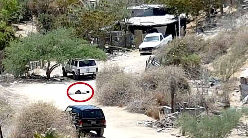 Reportan dos personas muertas por disparos en San José Viejo