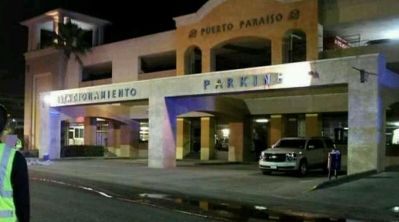 A partir de las 2:30 pm, Puerto Paraíso abre al público sótano y primer nivel de estacionamiento