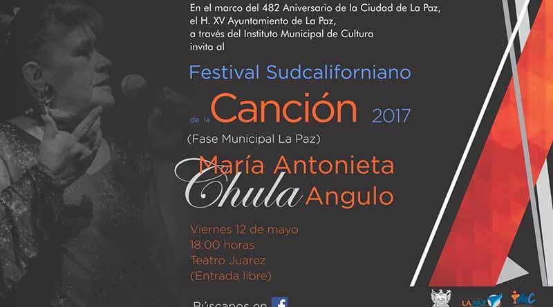 Invitan al Festival Sudcaliforniano de la Canción fase La Paz