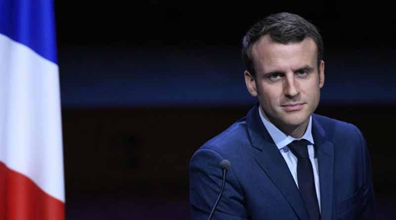 El mundo necesita una Francia fuerte: Macron