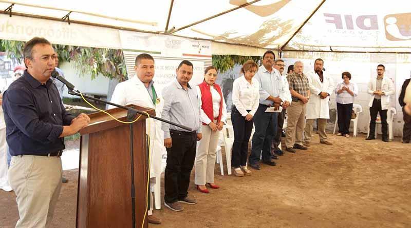 Pone en Marcha Alcalde Francisco Pelayo Programa de Módulos Itinerantes y Audiencias Públicas de lSSSTE