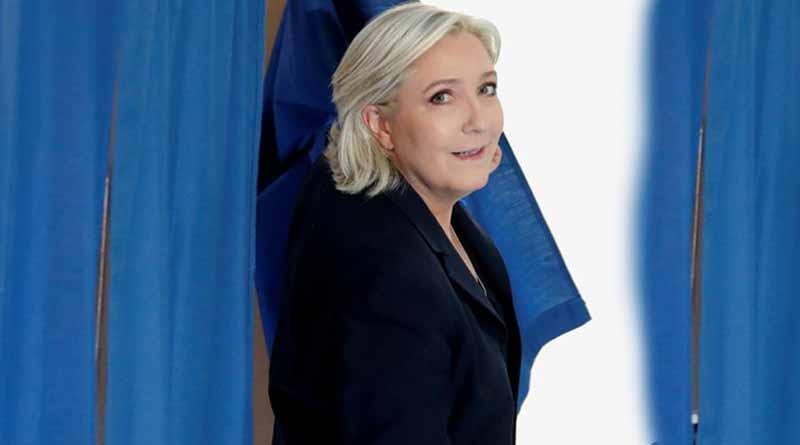 Popularidad de Le Pen se desinfla en la recta final de las elecciones francesas