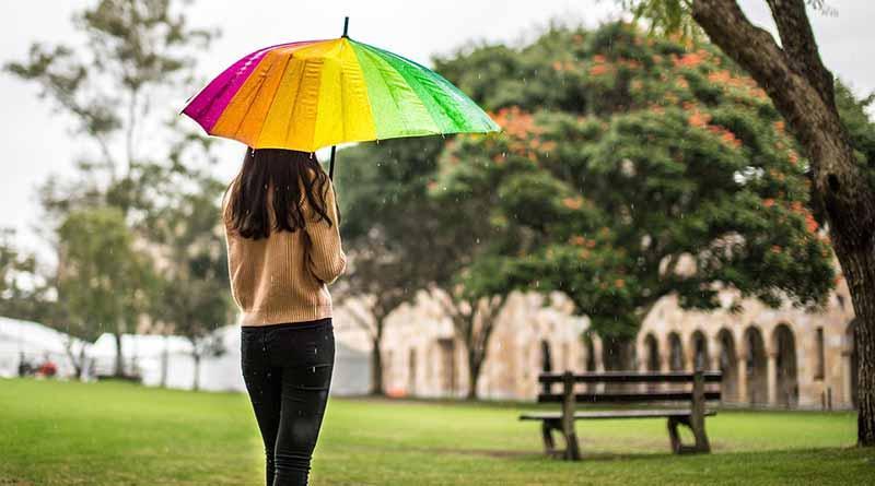 Prevén lluvias de diferente intensidad en regiones de 23 estados del país