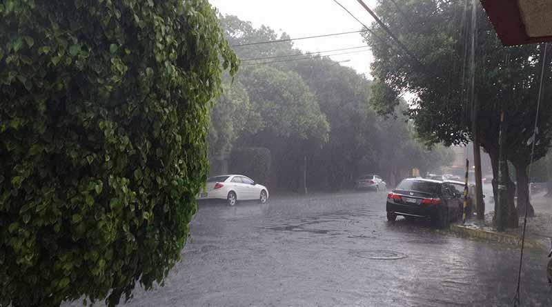 Meteorológico prevé tormentas en gran parte del territorio nacional