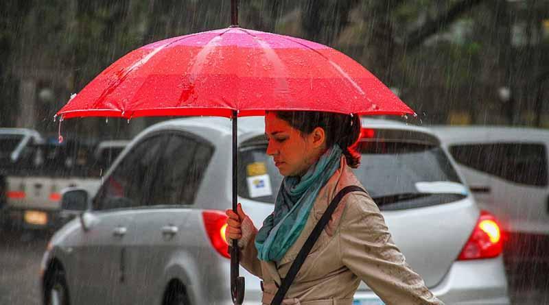 Persisten condiciones de lluvias muy fuertes a intensas en noreste, centro y sur de México
