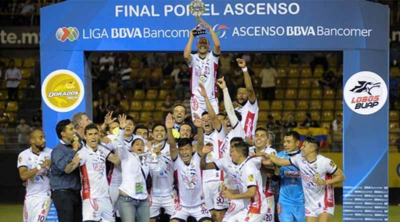 Lobos BUAP asciende a la Liga MX