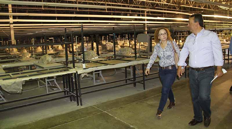Instalaciones de Maquiladora a Empresario que Presente Mejor Propuesta: FPC