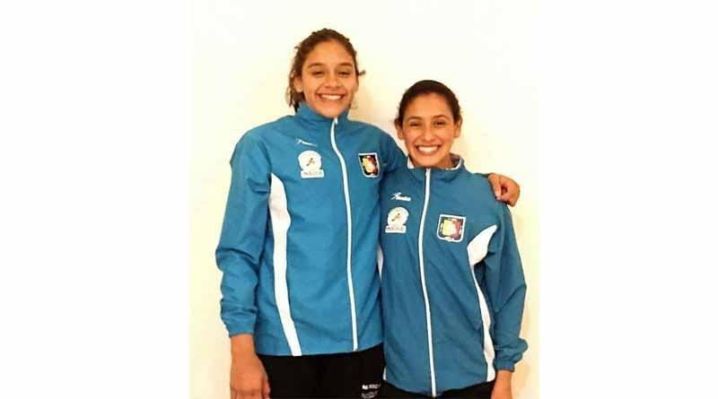 Aranza Vázquez y Gabriela Agúndez rumbo al Gran Prix de España