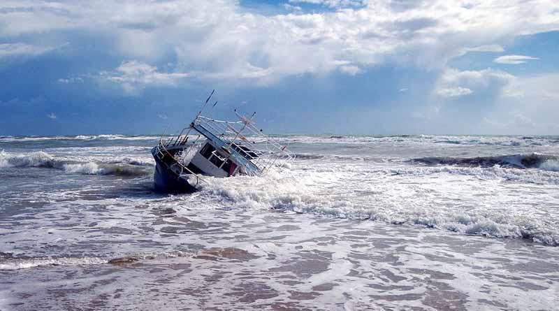 Serían 245 los migrantes muertos en dos naufragios en el Mediterráneo central