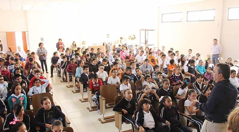 Gobierno Municipal Trabaja en Favor de Los Niños: FPC