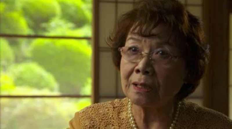 Fallece la adolescente que avisó de la primera bomba atómica