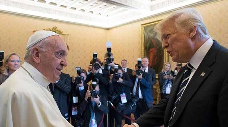 Papa Francisco y Trump abordan paz, diálogo interreligioso y Medio Oriente