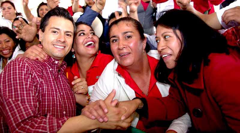 Peña Nieto destaca obras en beneficio de madres y mujeres del país