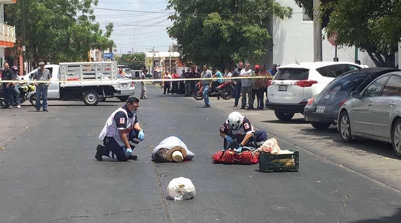 Asesinan a otro periodista en Culiacán