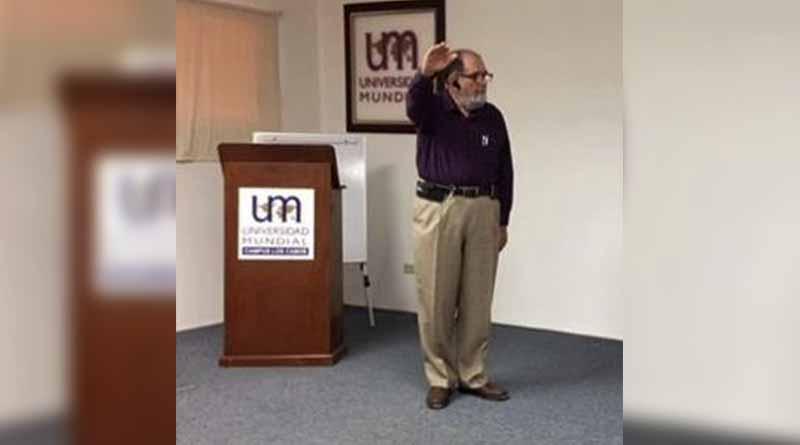 Uriel Santana Soltero, nuevo director de la Universidad Mundial Campus Los Cabos