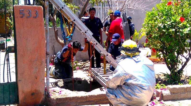"""""""Traga tierra"""" a joven en La Paz, intentan rescate"""