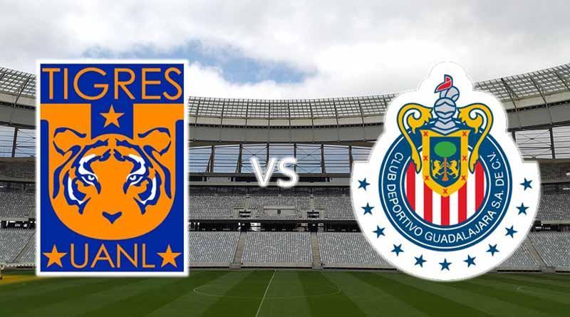 Tigres y Chivas sostendrán atractivo duelo de ida en final del Clausura 2017