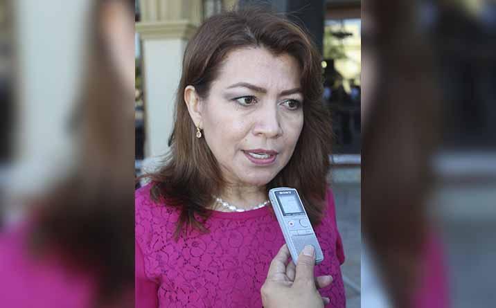 Construcción de nueva planta desalinizadora de CSL  bajo esquema APP no significa privatización del servicio de agua: diputada Saldaña