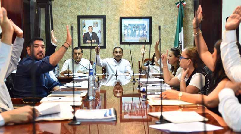 Actualizadas y al corriente cuentas públicas en sesión ordinaria de Cabildo