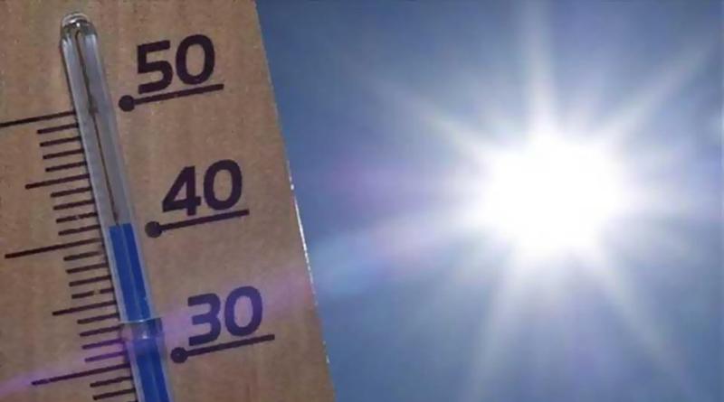 Este domingo se prevén temperaturas de más de 40 grados en once entidades
