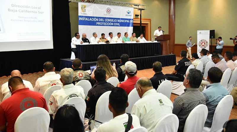 Continúan trabajos de prevención para cerrar temporada de huracanes con saldo blanco: Adre