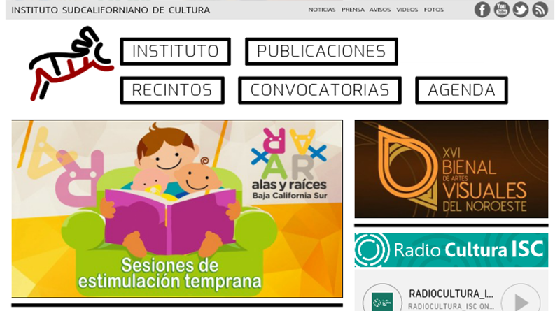 Invita ISC a visitar su Página Web