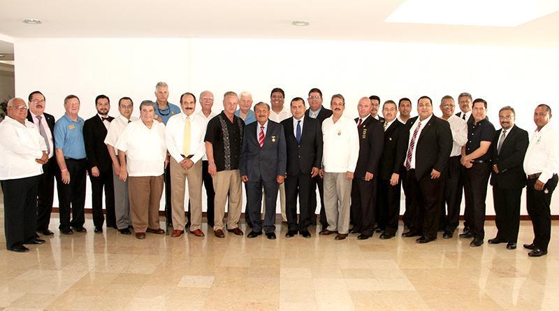 Da bienvenida Gobierno Municipal a miembros de logias masónicas