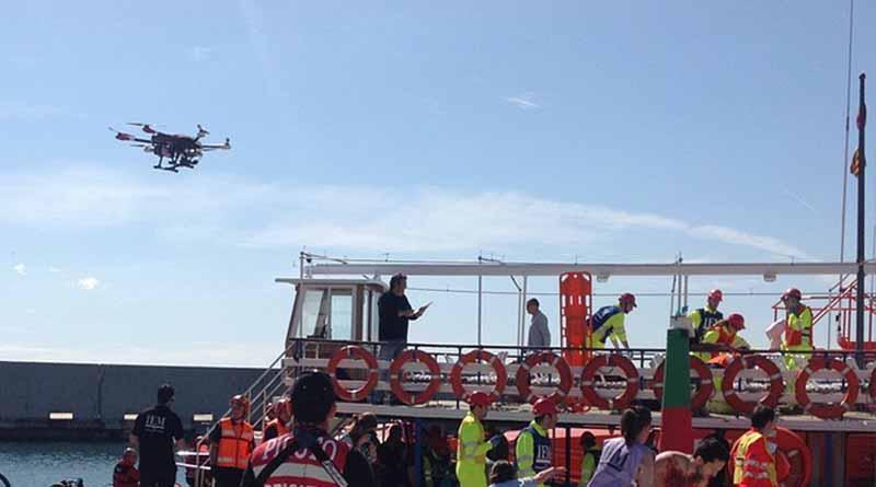 Drones, barcos y 11 mil policías protegerán visita de Trump a París