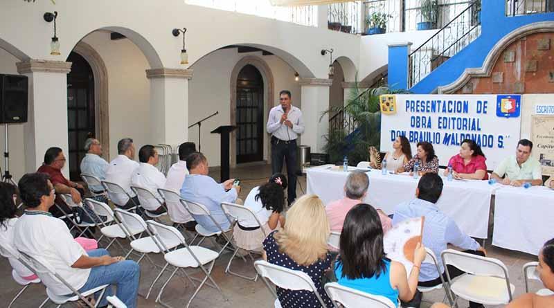 Firman convenio de colaboración Asociación Civil de Escritores Sudcalifornianos y APEITES