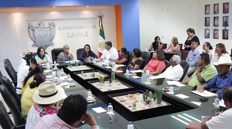 Se lleva a cabo la primera reunión de la Comisión de Asuntos Indígenas