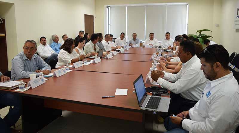 Municipio de los Cabos participa en reunión de consejo de FONMAR