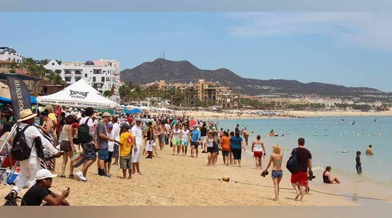 Gran ocupación hotelera en los destinos de Baja California Sur