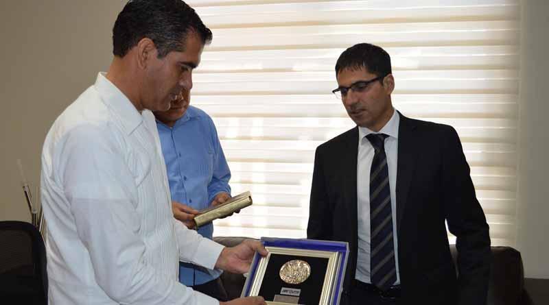 Acuerdan BCS y Gobierno de Israel capacitar a instructores de la policia estatal preventiva