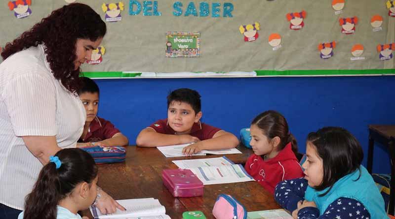 Escuestan adocentes sobre convivencia escolar: SEP
