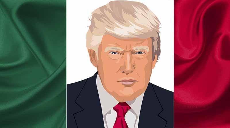 Progresan discusiones con México para renegociar el TLCAN: Trump