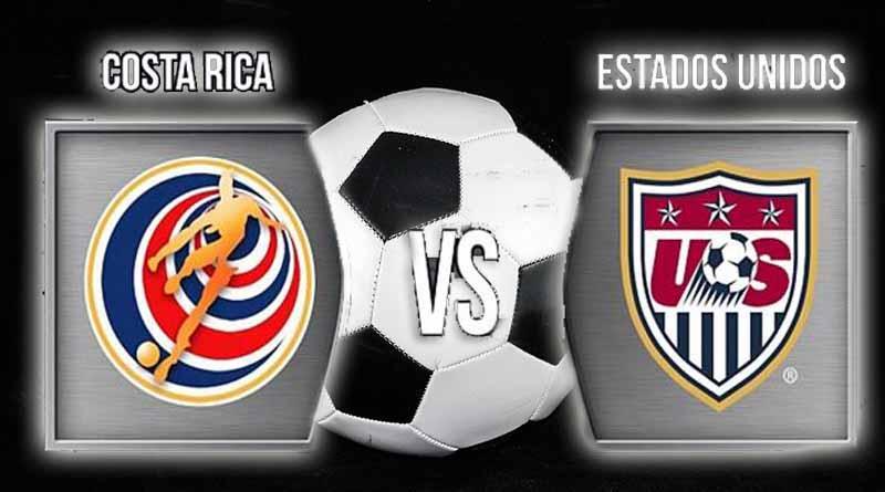 Estados Unidos y Costa Rica se juegan el primer boleto a la final de Copa Oro