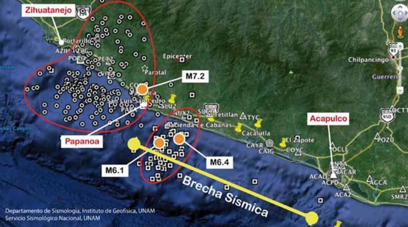 Brecha de Guerrero, una bomba de tiempo sísmica
