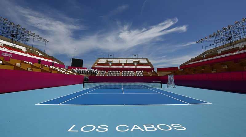 Semifinalistas de Wimbledon participarán en abierto de Tenis Los Cabos