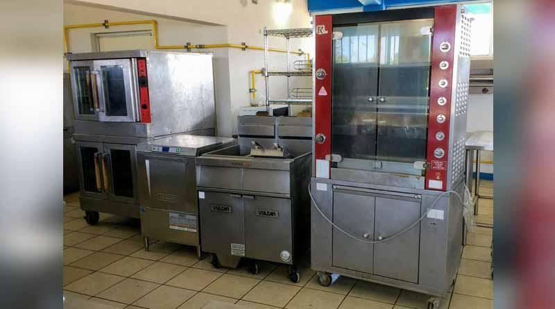 CETMAR 31 recibe importante donativo en equipo de cocina