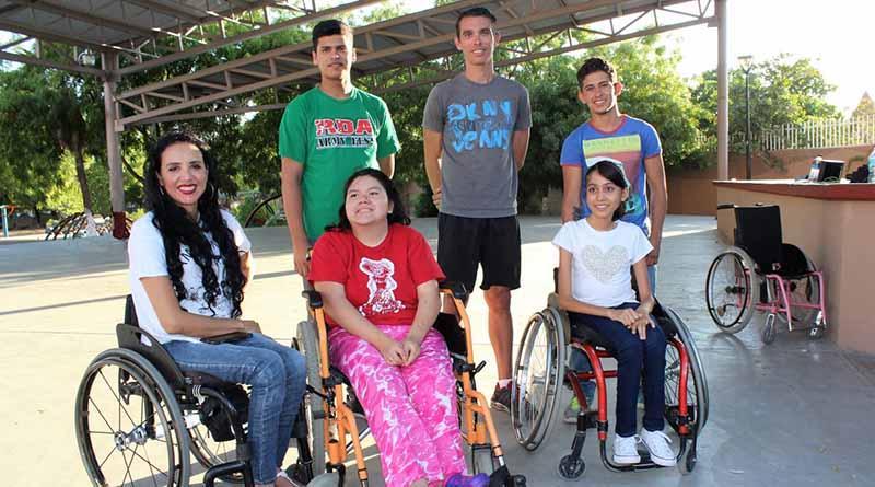 Debuta BCS en danza sobre silla de ruedas en Paralimpiada