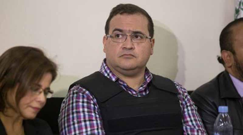 Javier Duarte regresará a México la próxima semana: PGR