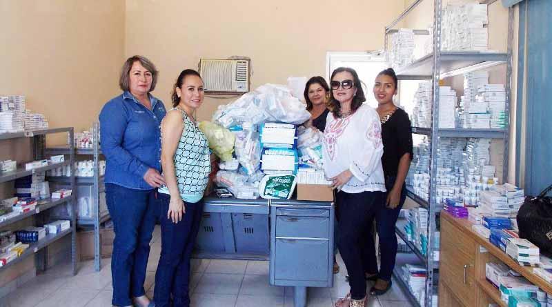 Recibe DIF Municipal Medicamento para Farmacia