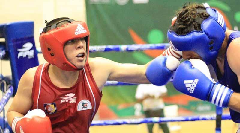 Isaac Lucero inicia ganando en el Festival Olímpico de Boxeo