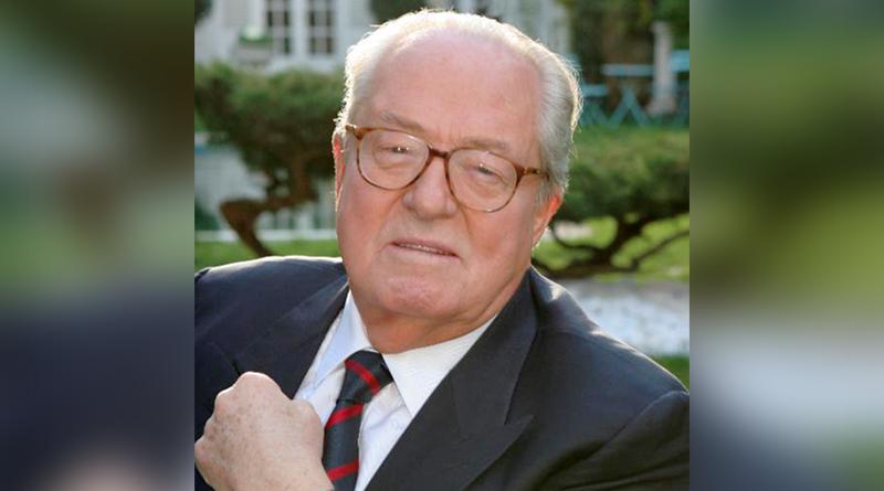 Juzgarán a Jean Marie Le Pen por comentarios antisemitas contra cantante