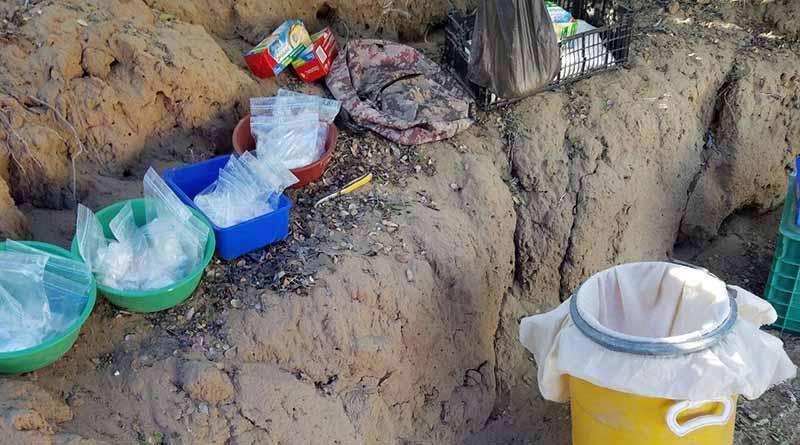 Localizan y desmantelan narco laboratorio en Comondú