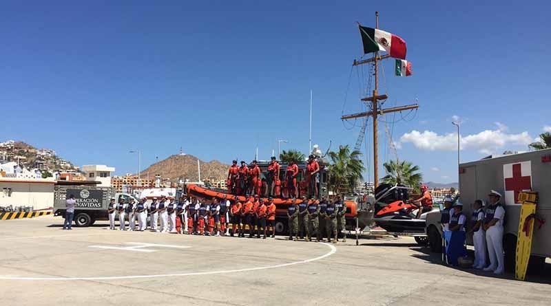 218 efectivos de la Marina vigilarán las playas durante este verano